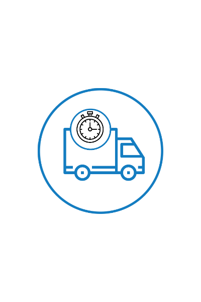 Модуль организации процесса доставки