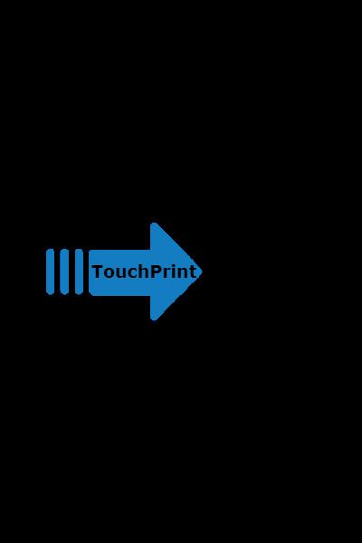 подключение к TouchPrint
